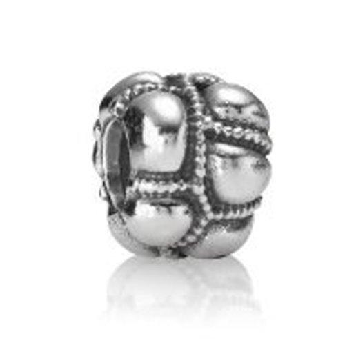 Pandora Women's Bead  Sterling Silver 925 Stones KASI 79401