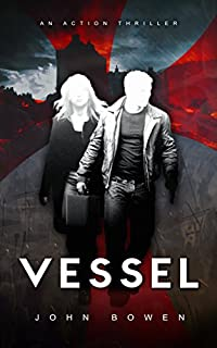 Vessel by John Bowen ebook deal