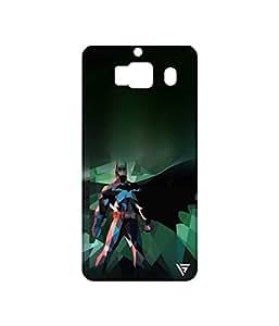 Vogueshell Batman Printed Symmetry PRO Series Hard Back Case for Xiaomi Redmi 2s