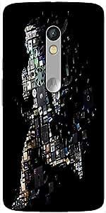 Snoogg Kevin Mitnick Ghost 2653 Designer Protective Back Case Cover For Motor...