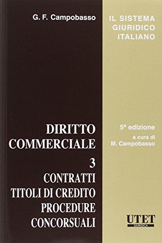 Diritto commerciale 3 PDF