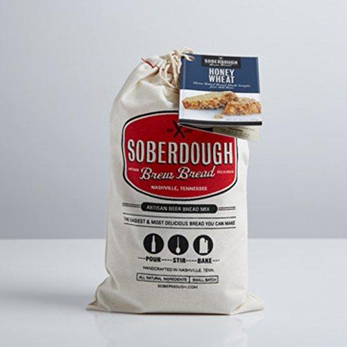 Soberdough - Honey Wheat - Beer Bread Mix - 17 oz (Soberdough Bread compare prices)