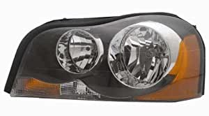 Volvo XC90 Replacement Headlight Assembly Halogen - Driver Side