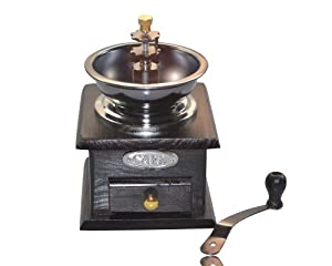 Coffee Mill Manual Hand Nut Herb Spice Grinder