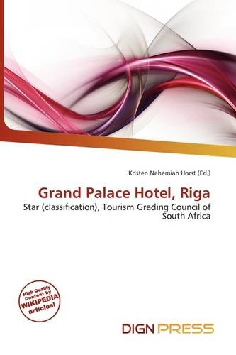 Grand Palace Hotel, Riga
