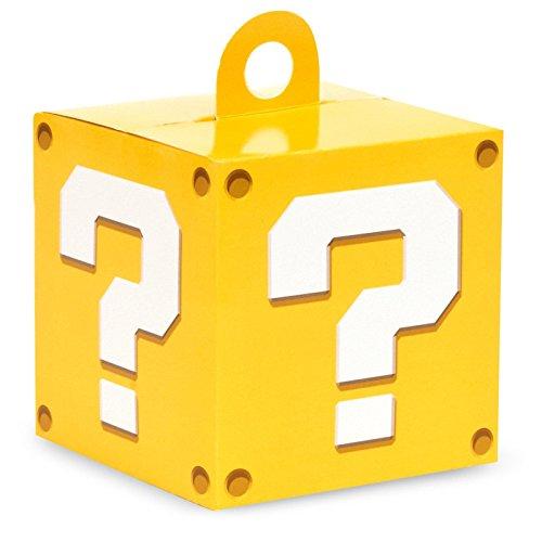 Super Mario Party Empty Favor Boxes (4) - 1