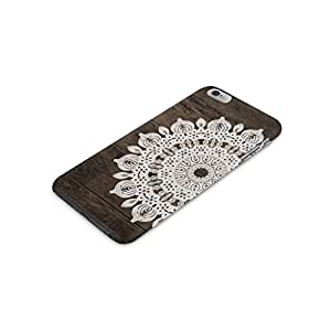 Cover Affair Mandala Printed Back Cover Case for Apple iPhone 6S Plus