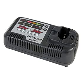 Hitachi UC24YJ 7-1/2-to-24-Volt Ni-Cad/Ni-Metal Universal Rapid Battery Charger at Sears.com