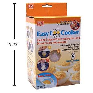 6 Piece Egg Boiler With Separator