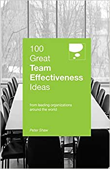 100 Great Team Effectiveness Ideas: From Leading Organizations Around The World (100 Great Ideas)