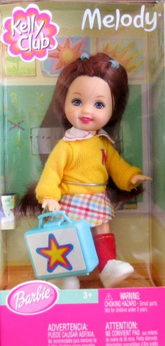 Buy Barbie Kelly Club Melody – Back to School Doll (2002)