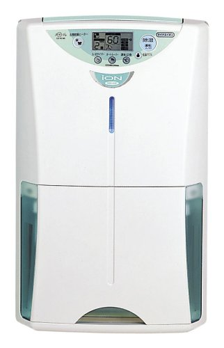 【Amazonの商品情報へ】コロナ(CORONA)  除湿機 CD-HI105-G オパールグリーン