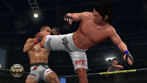 �桼���� [PS3] UFC Undisputed 2010 BLJM-67007 �μ̿�