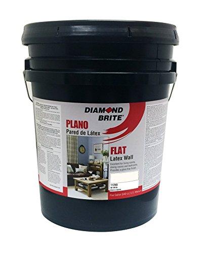diamond-brite-paint-11200-5-gallon-flat-latex-paint-off-white