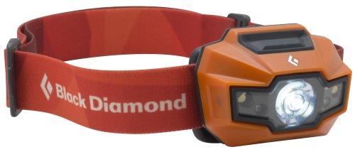 Black Diamond Storm Head Lamp, Vibrant Orange