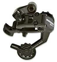 SRAM SX-4 Rear Derailleur Long Cage, Black