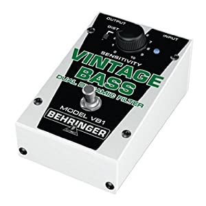 Behringer VB1 Vintage Dual Dynamic Filter
