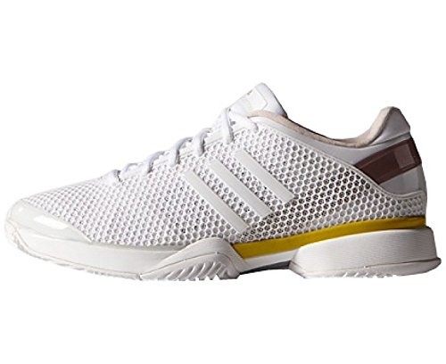 adidas by Stella McCartney Barricade Ladies Tennis Shoes original new arrival 2017 adidas oracle vi mid men s tennis shoes sneakers