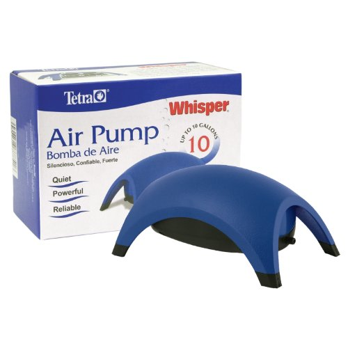 Tetra 77851  Whisper Air Pump, 10 Gallon