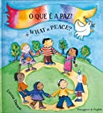img - for What is Peace? (English and French Edition) book / textbook / text book