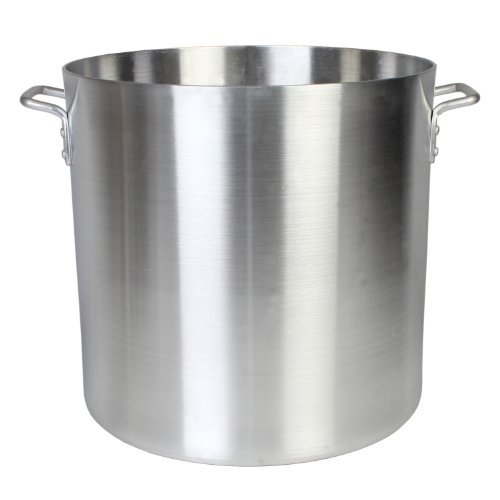 Thunder Group 40 Quart Aluminum Stock Pot