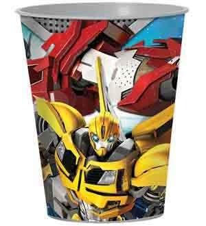 Transformers Core Favor Cup 16oz [Contains 12 Manufacturer Retail Unit(s) Per Amazon Combined Package Sales Unit] - SKU# 421413