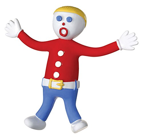 NJ Croce Mr. Bill Toy (5.5-Inch)