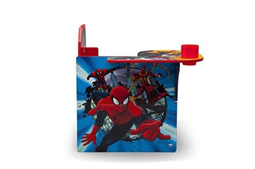 Delta Children Chair Desk With Storage Marvel Spider Man