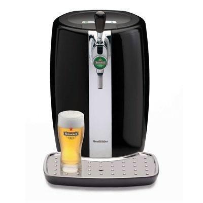T-Fal Vb2158 Beertender Home Beer-Tap System, Black