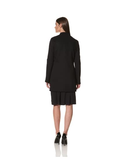 JIL SANDER Women's Zip-Front Coat
