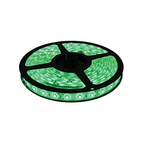 Brilliant Brand Lighting Seasonal Decoration Green Brilliant Brandled Strip Light Smd-3528 12-Volt 16.4' Spool Waterproof Ip67 front-604326