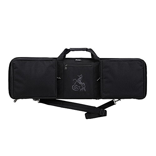 Bulldog Cases Select Discreet Tactical Case in Black with Colt Logo, 38-Inch (38 Super Colt compare prices)