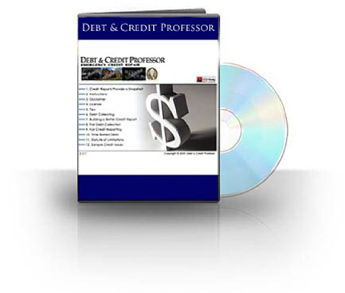 Credit Repair CD (Credit Software compare prices)