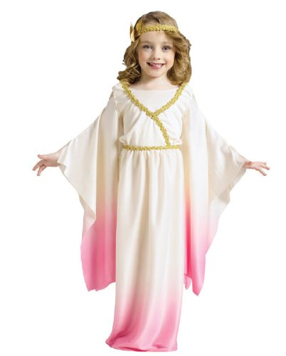 Little Girls' Athena Goddess Costume Small (24Mo-2T) front-905688