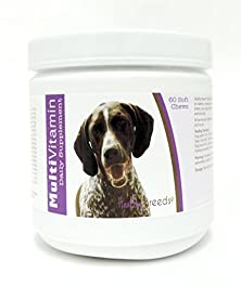 buy Healthy Breeds Multi-Vitamin Soft Chews, German Shorthaired Pointer / 60 Count