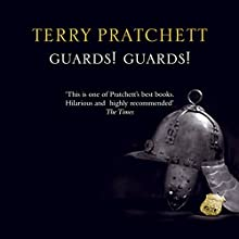 Guards! Guards!: Discworld #8 Audiobook by Terry Pratchett Narrated by Nigel Planer