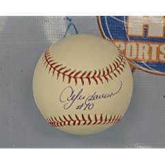Andre Dawson Montreal Expos Autographed Hand Signed Baseball