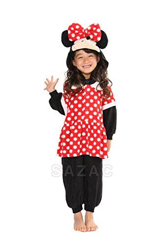 Minnie Kids Kigurumi (2-5 Years) front-263891