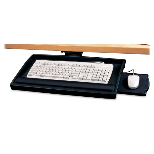 Compucessory Keyboard Tray with Articulating Arm (CCS25004) Accessories Articulating Keyboard