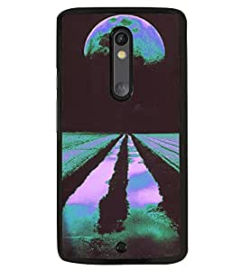 Aart Designer Luxurious Back Covers for Moto X Play + Flexible Portable Thumb OK Stand by Aart Store.