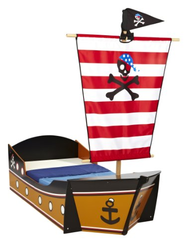Worlds Apart 864248 Lit Pirate Junior Marron