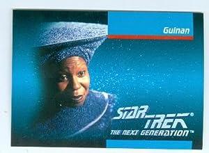 Whoopi Goldberg trading card Guinan Star Trek The Next Generation 1992 Impel #011