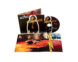 Powerage - Edition digipack remasterisée (inclus lien interactif vers le site AC/DC)