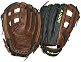 Wilson A1002BB1799SS A1000 12 1/2 inch Outfielder Baseball Glove (Call 1-800-327-0074 to order)