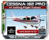 Cessna 182 4CH RTF Electric RC Plane