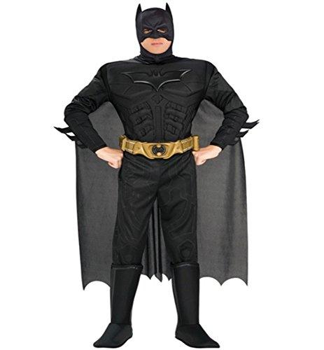 Herren Kostüm Batman Deluxe mit Muskeln - The Dark Knight