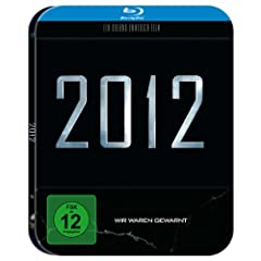 2012 (Limited Steelbook Edition exklusiv bei Amazon.de) [Blu-ray]