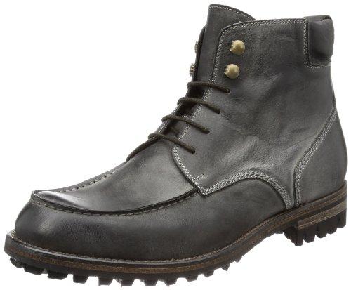 Liebeskind Mens MS1020 Chukka Boots Gray Grau (anthrazit) Size: 7 (41 EU)