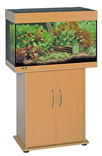 Juwel Aquarium 66550 Unterschrank 80 SB für Rio 125 / Rekord 800, buche