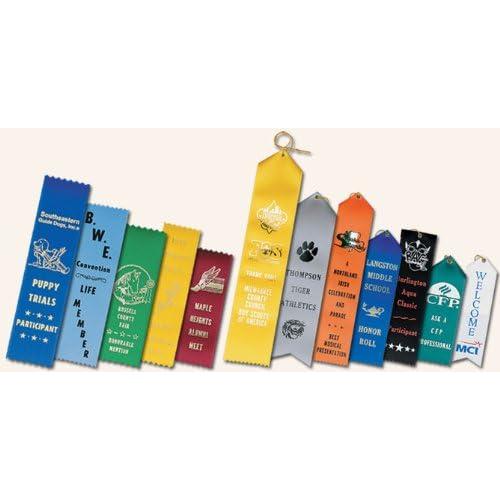 Amazon.com : Custom Flat Award Ribbons : Office Products